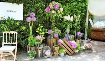 Flores Bukka decoracion - Wedding Style Magazine