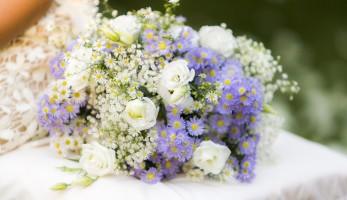 Flores El Invernadero ramo novia - Wedding Style Magazine