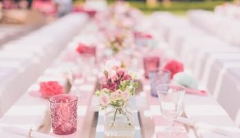 Vip Comunicación centro de mesa boda - Wedding Style Magazine