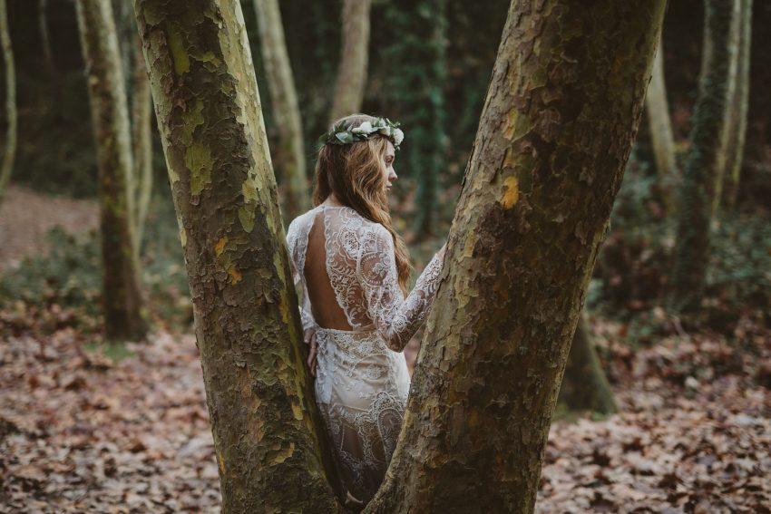 las novias de inmaclé - wedding style magazine 1
