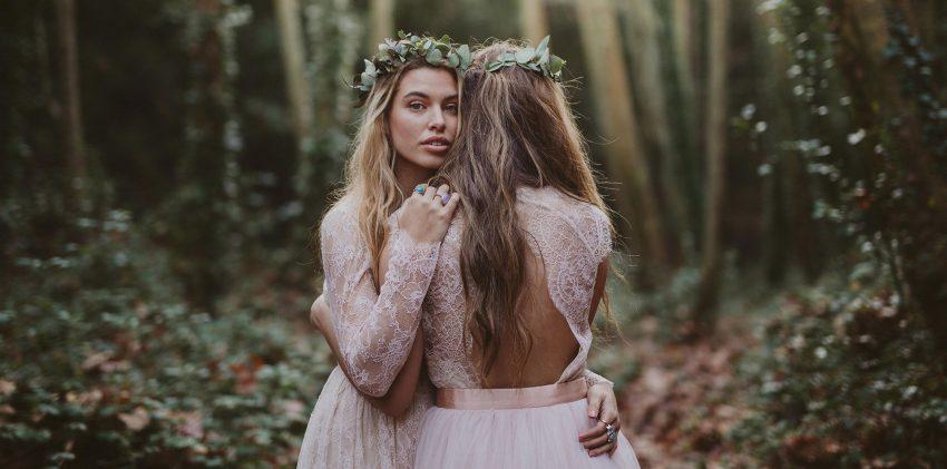 las novias de inmaclé - wedding style magazine