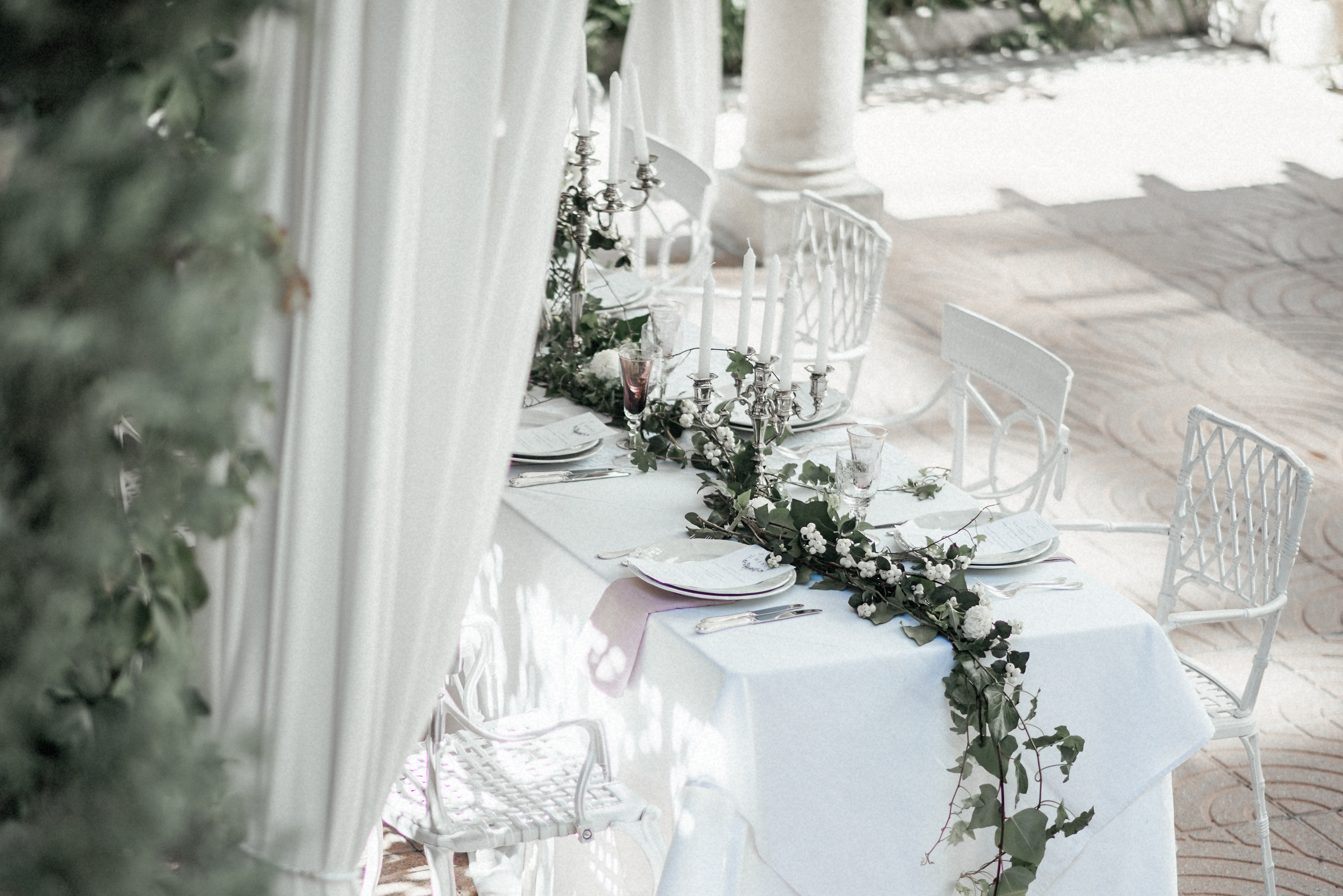 las mesas del miguel angel - quique magas - wedding style magazine