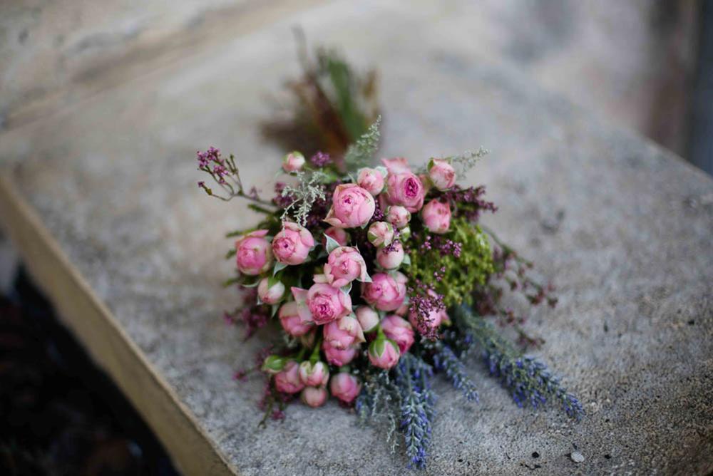 Floristerías para bodas Brumalis