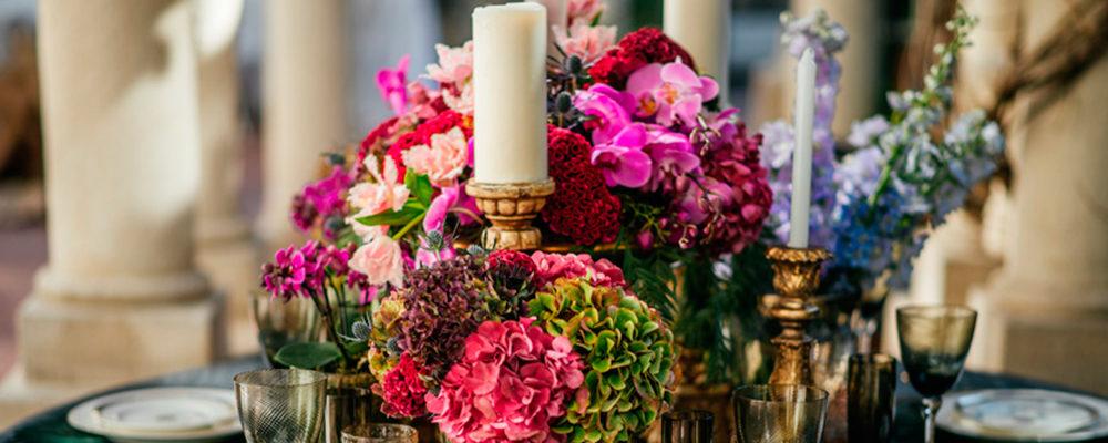 Floristerías para bodas