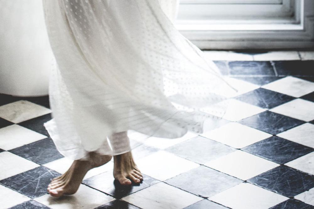 Lencería para novias de Namur Madrid