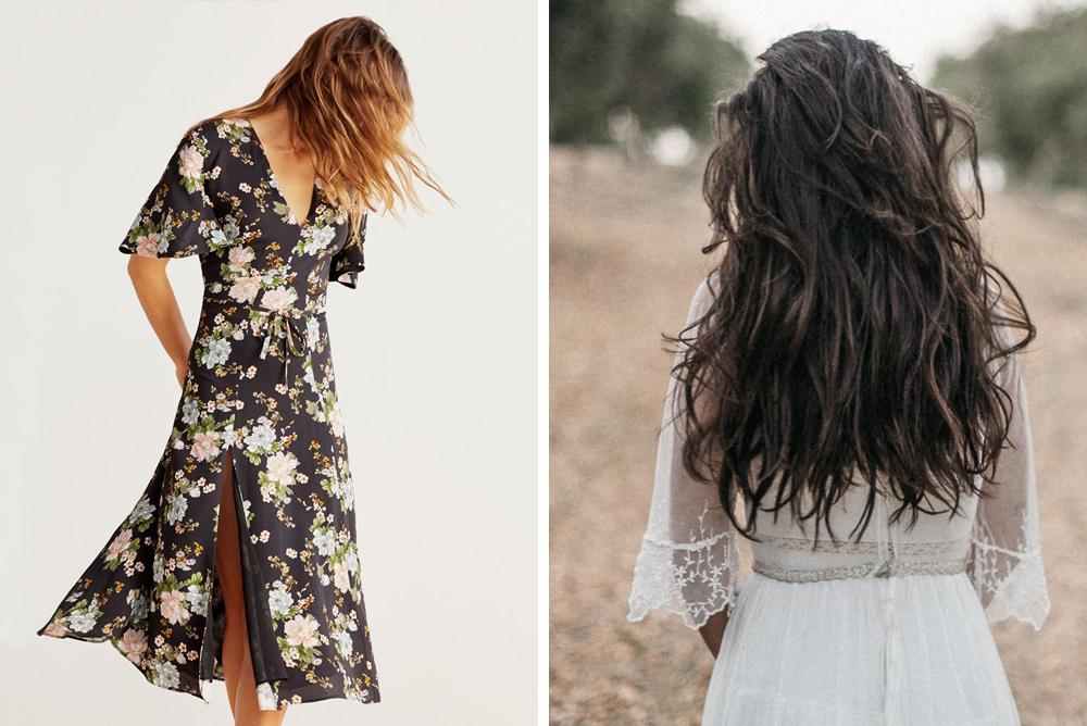 Vestidos de novia para llevar pelo suelto