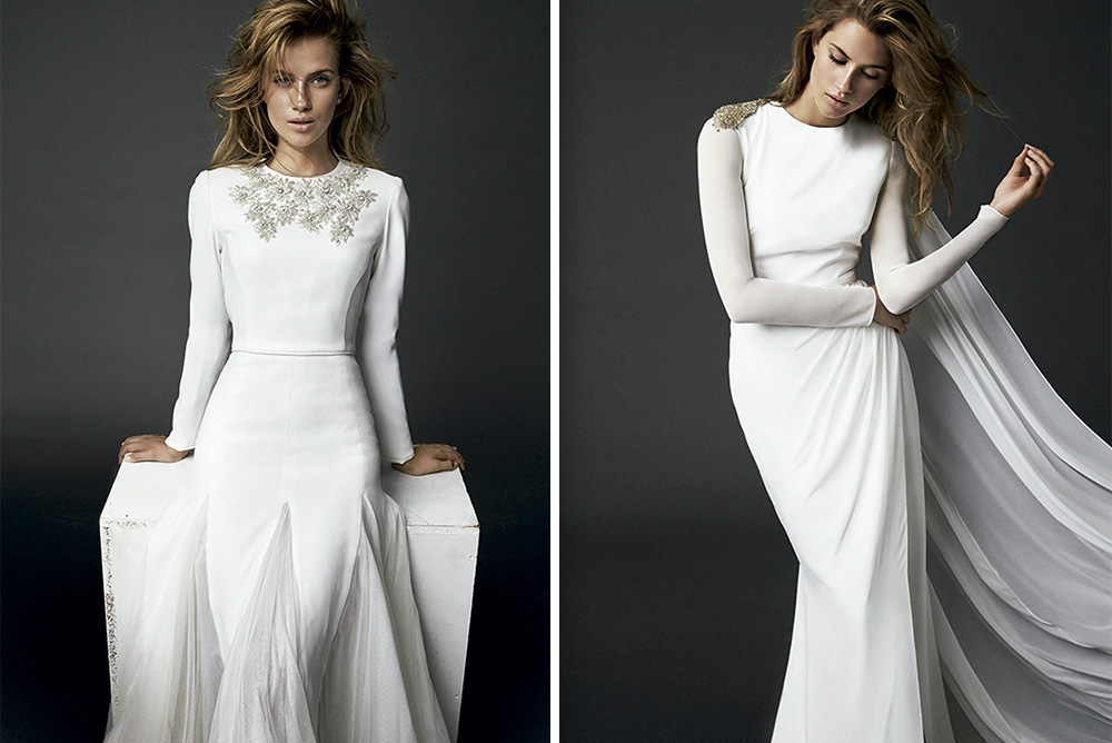 novia de Wedding Vestidos Bordados Victoria martin de Blog berrocal Vicky bodas magazine style 655wv4xq