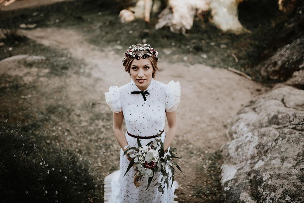 Vestido de novia de La Unike