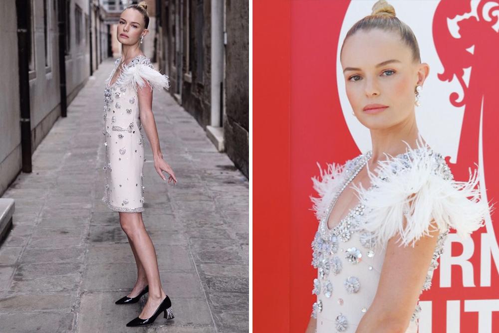 Festival de Venecia 2017: Kate Bosworth