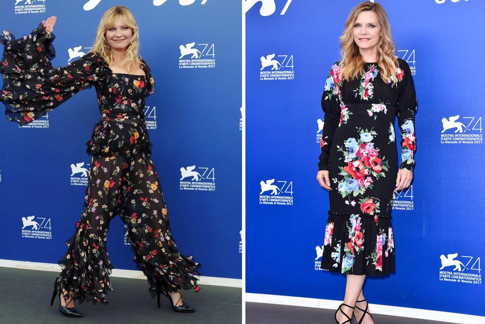 Festival de Venecia 2017: Kirsten Dunst y Michelle Pfeiffer