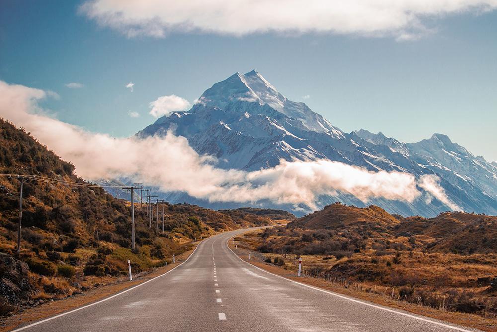 Viaje de novios a Nueva Zelanda