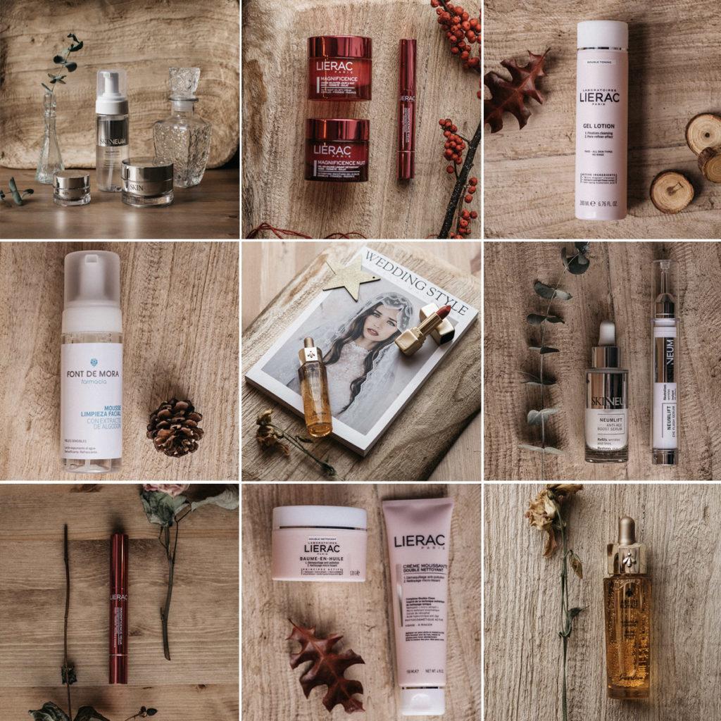 Productos de belleza para novias