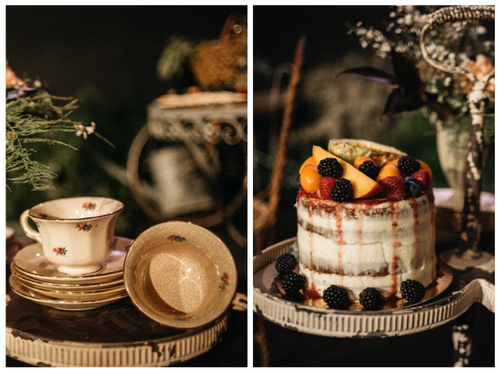 Tartas para bodas de Virginia Fairy Cakes