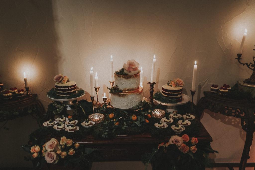 La Estatua del Jardín Botánico - Wedding Style Magazine -12