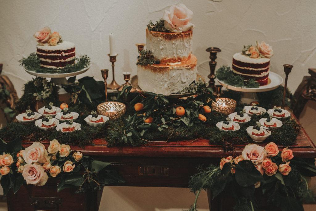 La Estatua del Jardín Botánico - Wedding Style Magazine -3