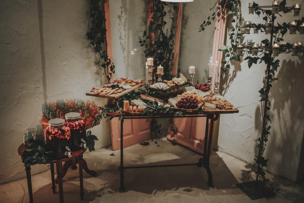 La Estatua del Jardín Botánico - Wedding Style Magazine -4