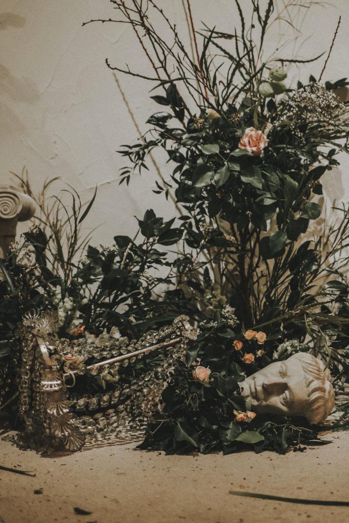 La Estatua del Jardín Botánico - Wedding Style Magazine Evento-27