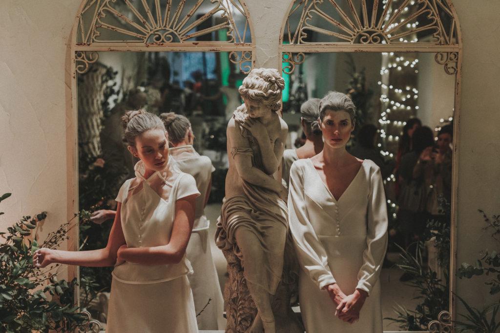 La Estatua del Jardín Botánico - Wedding Style Magazine Evento-60