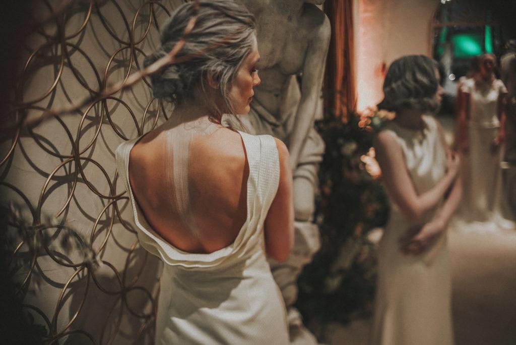 La Estatua del Jardín Botánico - Wedding Style Magazine Evento-67