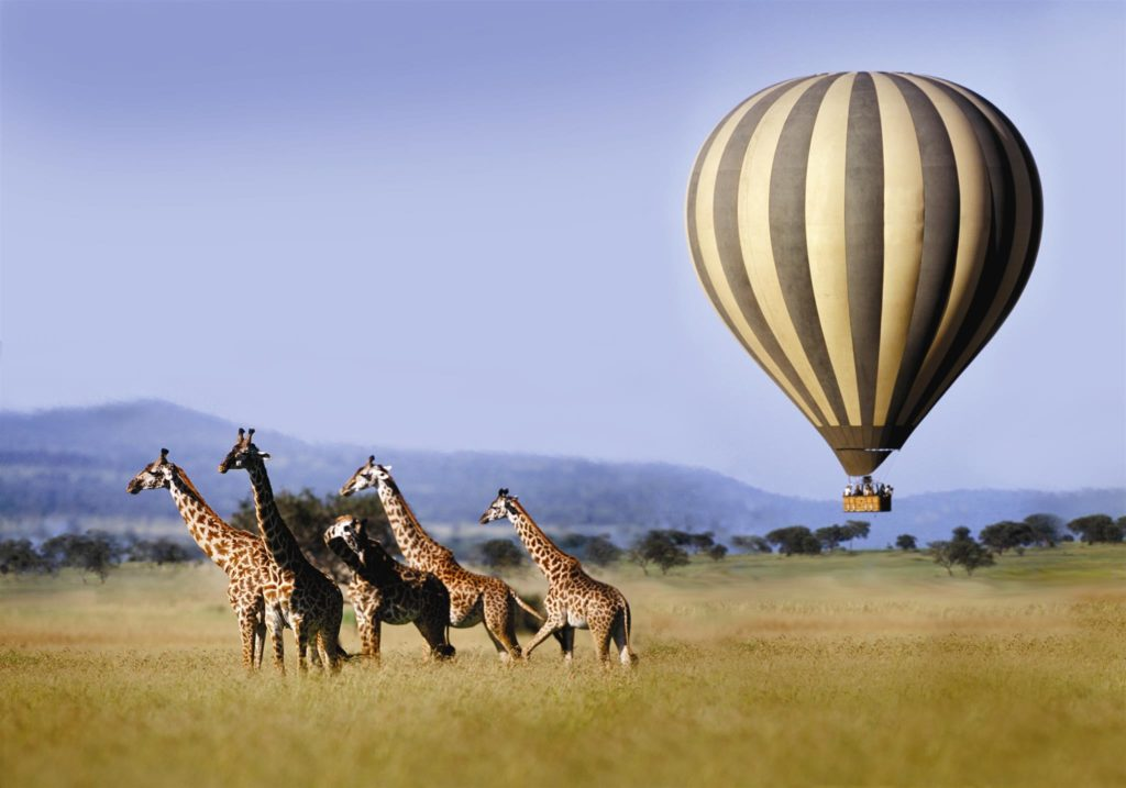 Balloon_Safari Masai Mara