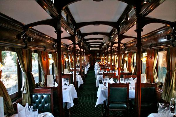 Tren Cataratas Victoria