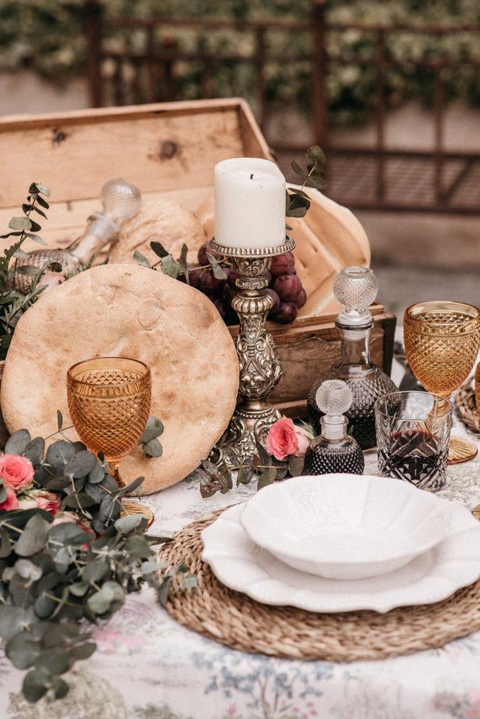 las mesas de wedding style hospes palacio de san esteban16