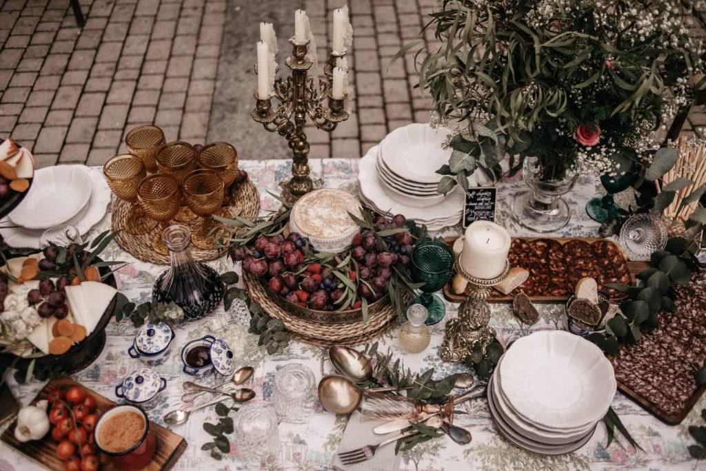 las mesas de wedding style hospes palacio de san esteban181