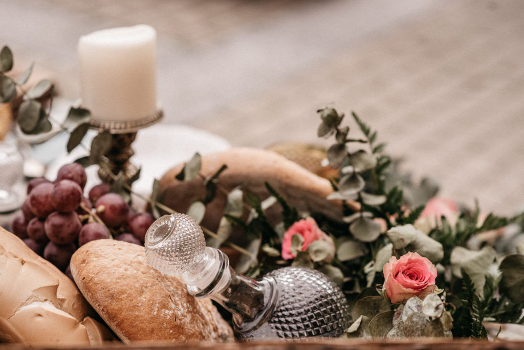 las mesas de wedding style hospes palacio de san esteban66
