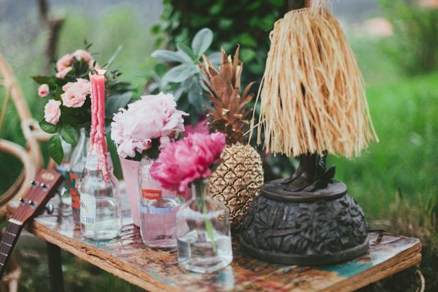 Vía: Flores Pando