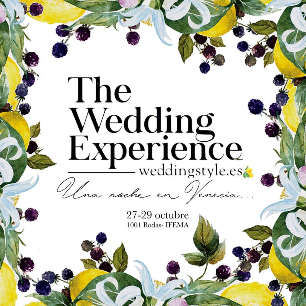 Novena edición de The Wedding Experience