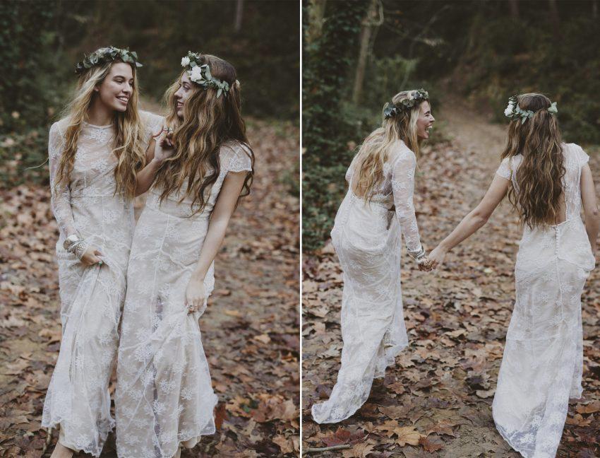 las novias de inmaclé-wedding style magazine