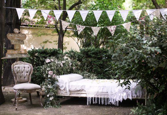 tu decoración original en the wedding experience