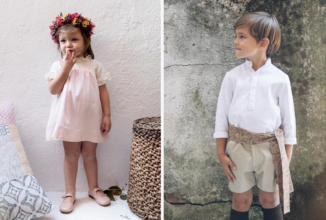 Looks de niños de arras de Marta Ussía