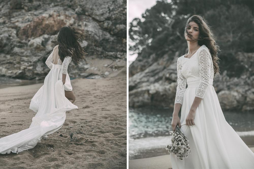 Claudia Llagostera vestidos de novia