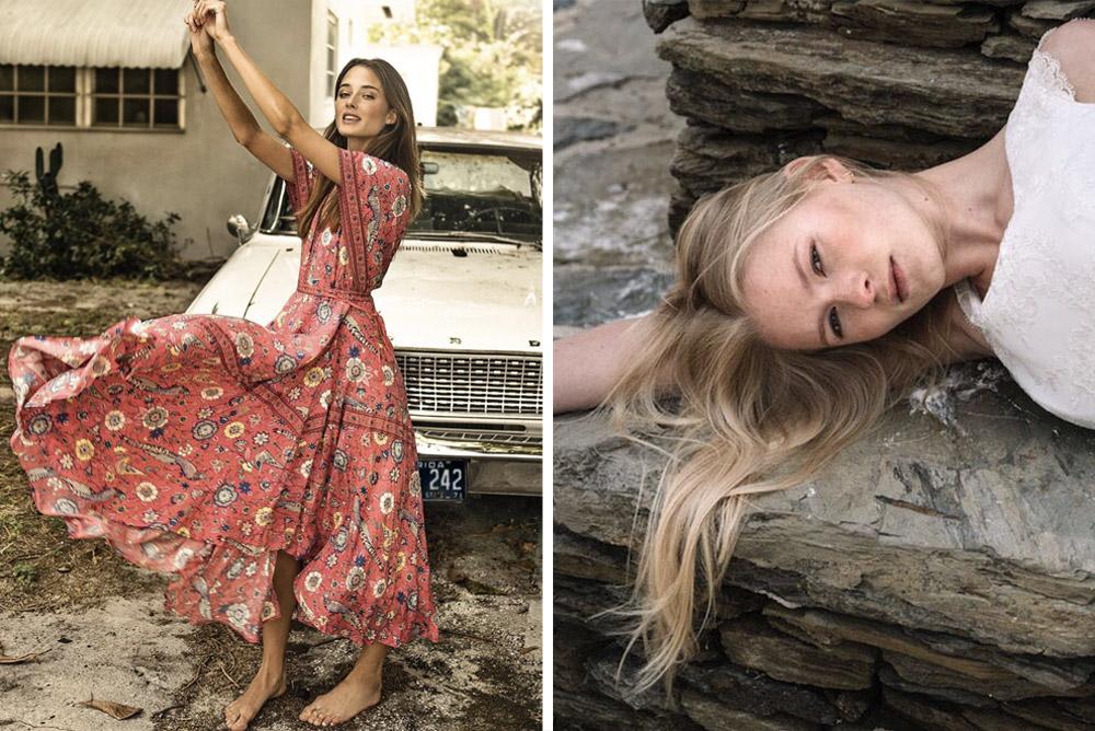 Cómo conseguir un peinados segun el vestido Colección De Consejos De Color De Pelo - Peinados de invitada según el vestido