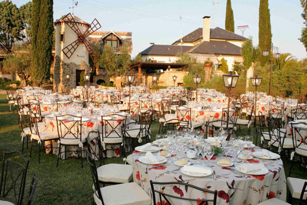 caterings para bodas