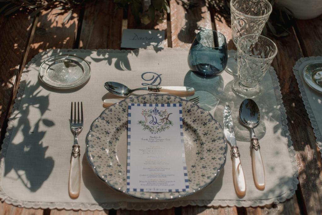 Minutas de Eugeniota para Wedding Style Magazine
