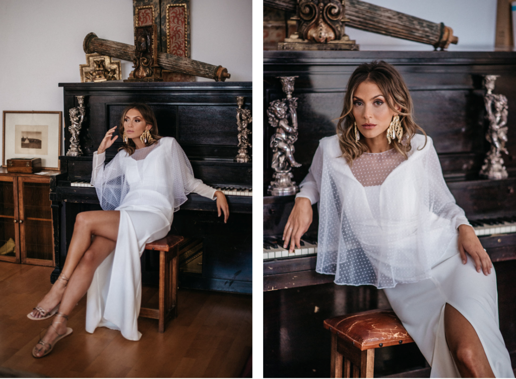 Editorial Wedding Style con Bridalada