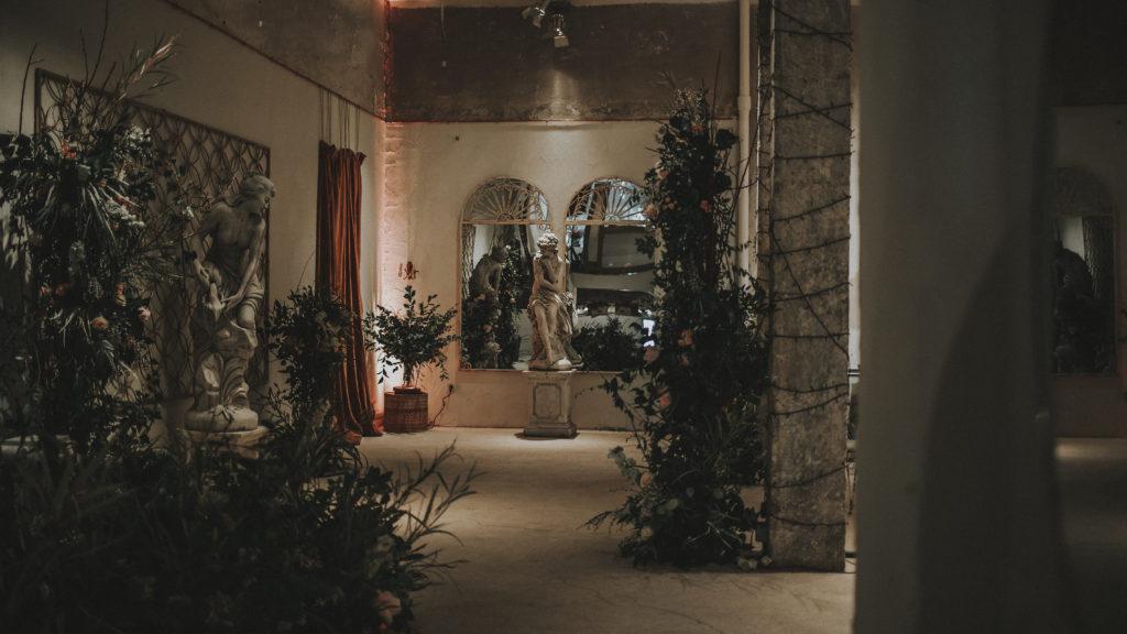 La Estatua del Jardín Botánico - Wedding Style Magazine Evento-10