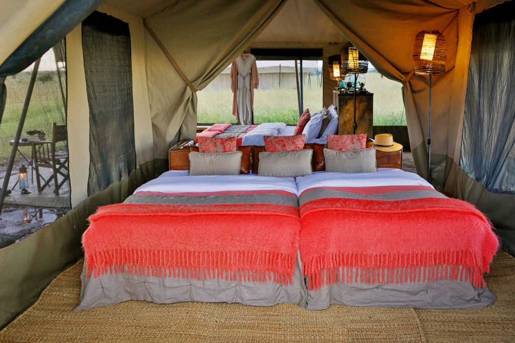Tienda-Pumzika Safari Camp