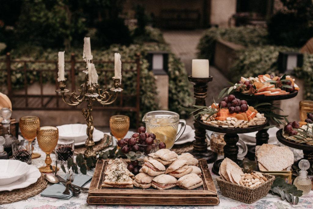 las mesas de wedding style hospes palacio de san esteban102