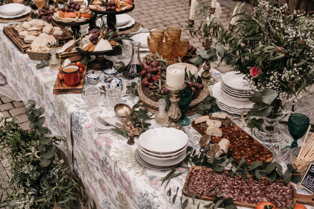 las mesas de wedding style hospes palacio de san esteban134