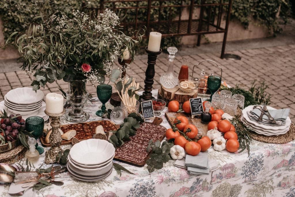 las mesas de wedding style hospes palacio de san esteban151