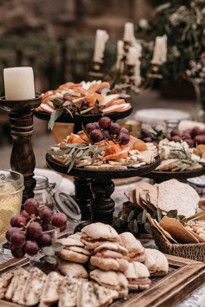 las mesas de wedding style hospes palacio de san esteban22