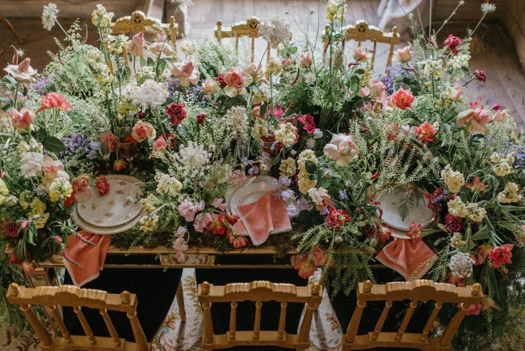 Feria de Bodas Virtual Bridal House el comedor